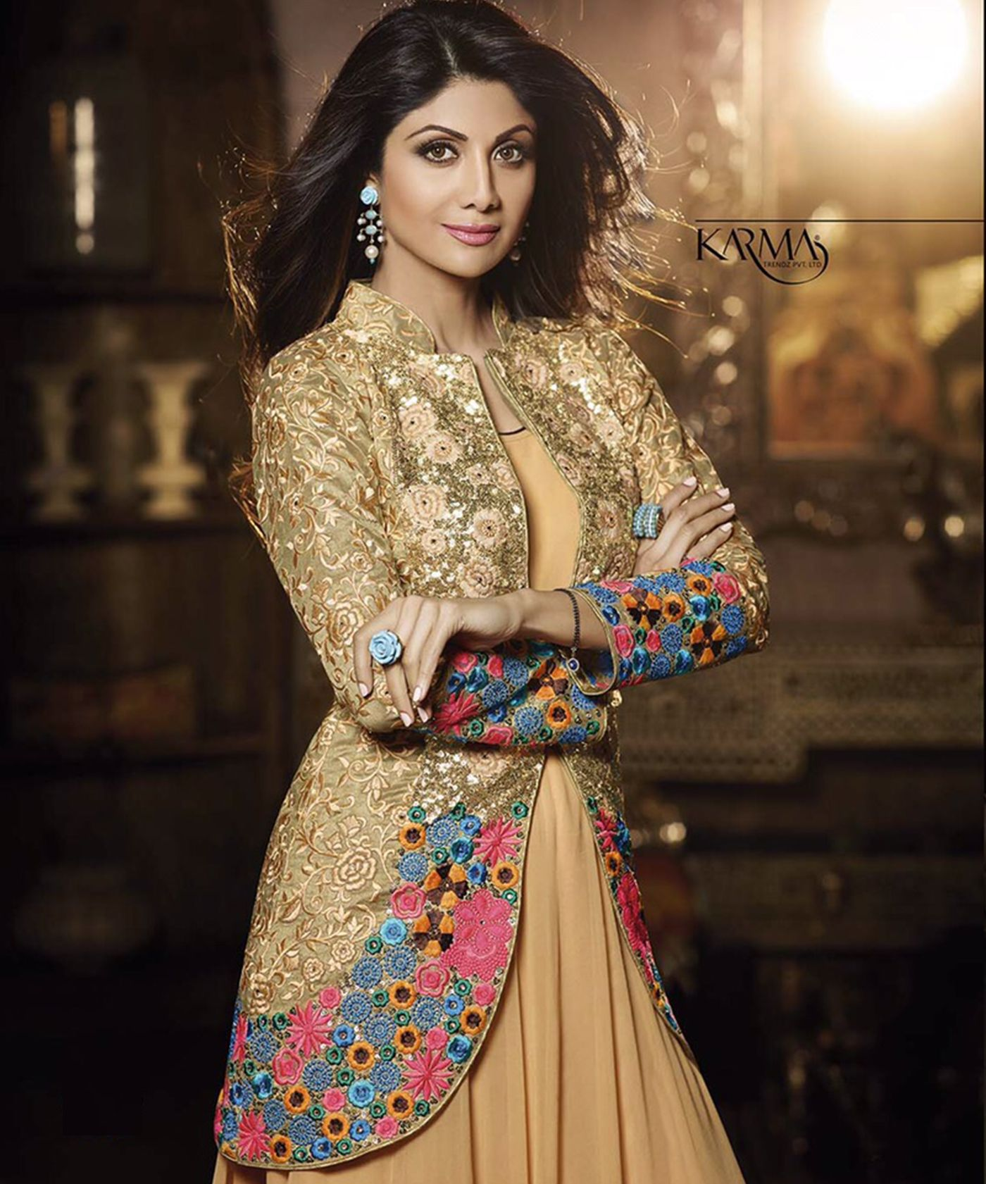 005961251 Online Shopping India Store Sell Beige Indian Bollywood Actress Designer  Dress.