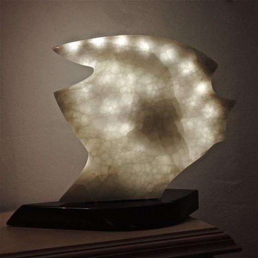 © Light Sculptures by Jean-Frederic Bourdier (Sculptor)