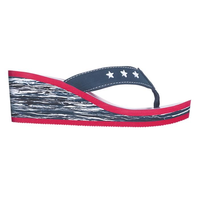 c70f869d2357b Spring Fling! Good bye Winter   hello Spring! Kick off the season with your  American Pride and strut your stuff with these casual flip-flops