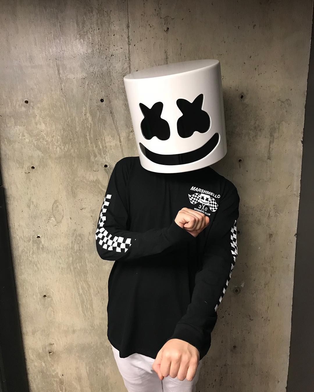 Black Shirt For Black Friday Head To Shop Marshmellomusic Com To See My New Line Enter Code Mellogang For 20 Off L Marshmallow Pictures Marshmallow Dj Art