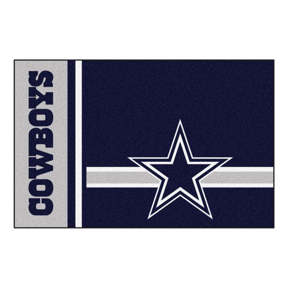 Fanmats Nfl Dallas Cowboys Blue Uniform Inspired 2 Ft X 3 Ft Indoor Outdoor Area Rug Dallas Cowboys Uniforms Cowboys Dallas Cowboys