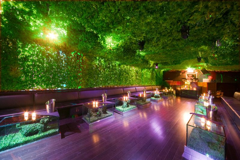 Greenhouse is an eco-chic oasis situated in West SoHo. Entering ...