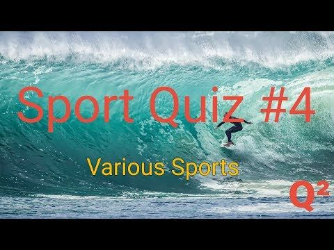 Sport Quiz #4 (With images) | Sports quiz, This or that ...