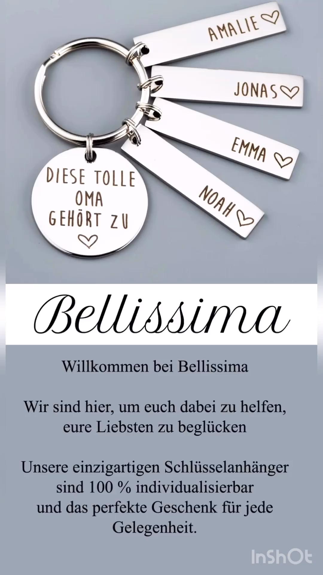Willkommen bei Bellissima!