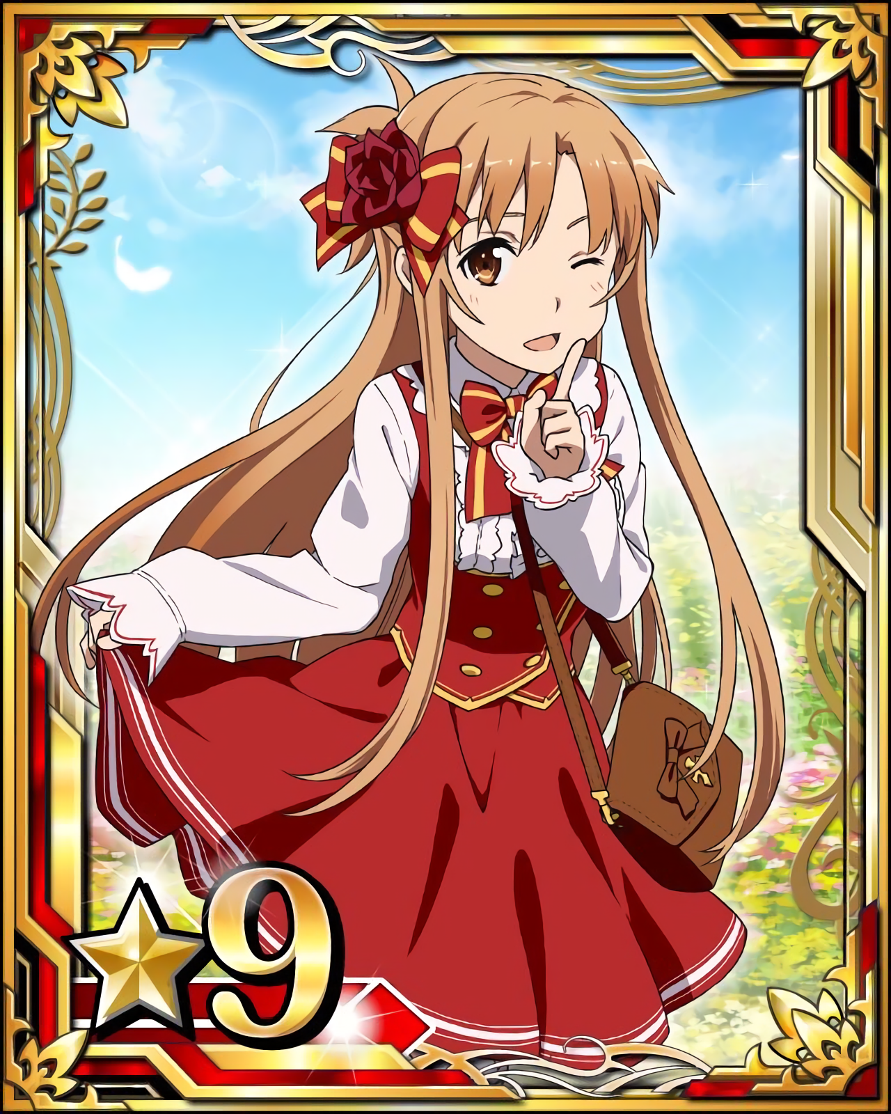 Sword Art Online Asuna Yuuki C & a