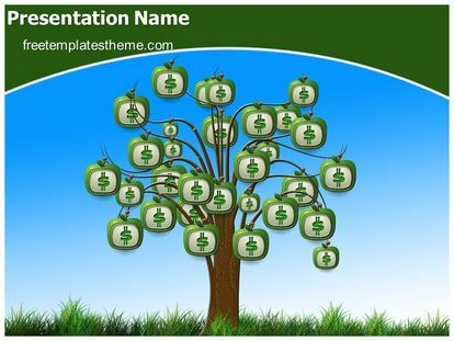 Download free money tree powerpoint template for your download free money tree powerpoint template for your powerpoint toneelgroepblik Images