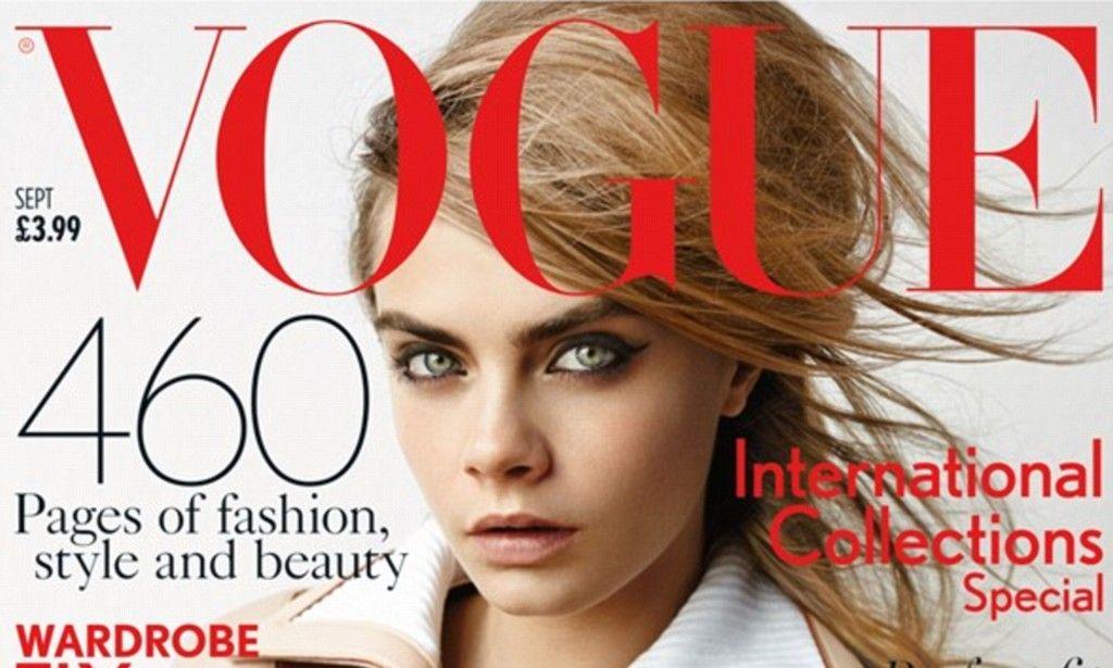 Cara Delevingne to grace prestigious British Vogue September issue