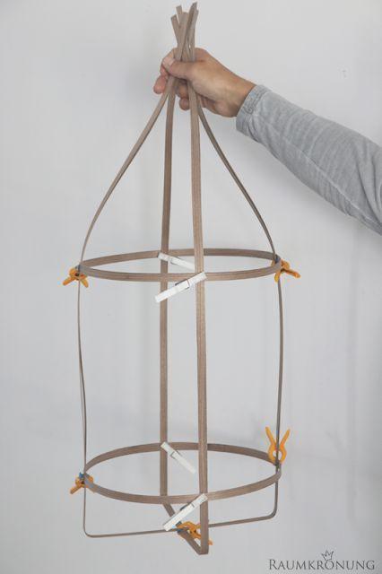 Lampen DIY: CottonLights by Anja