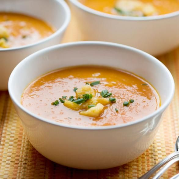 Spicy Curried Carrot Soup - Shape Magazine