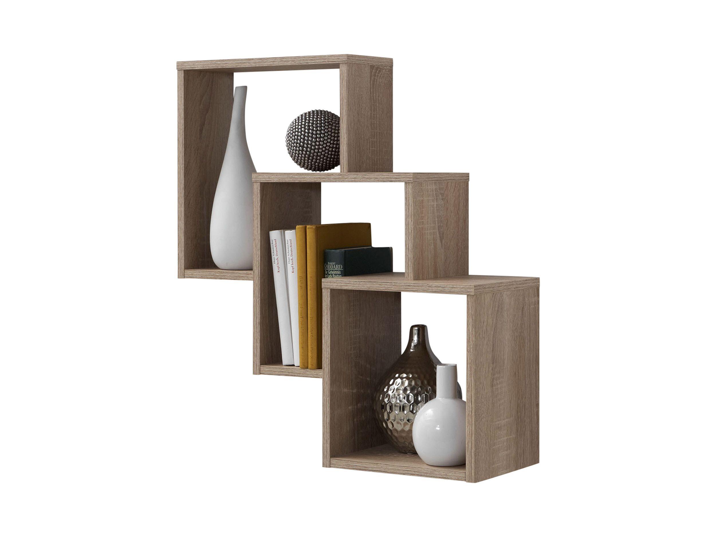 Photo of FIBIX Wall shelf 64 Oak – Storage Shelves – Furniturebox