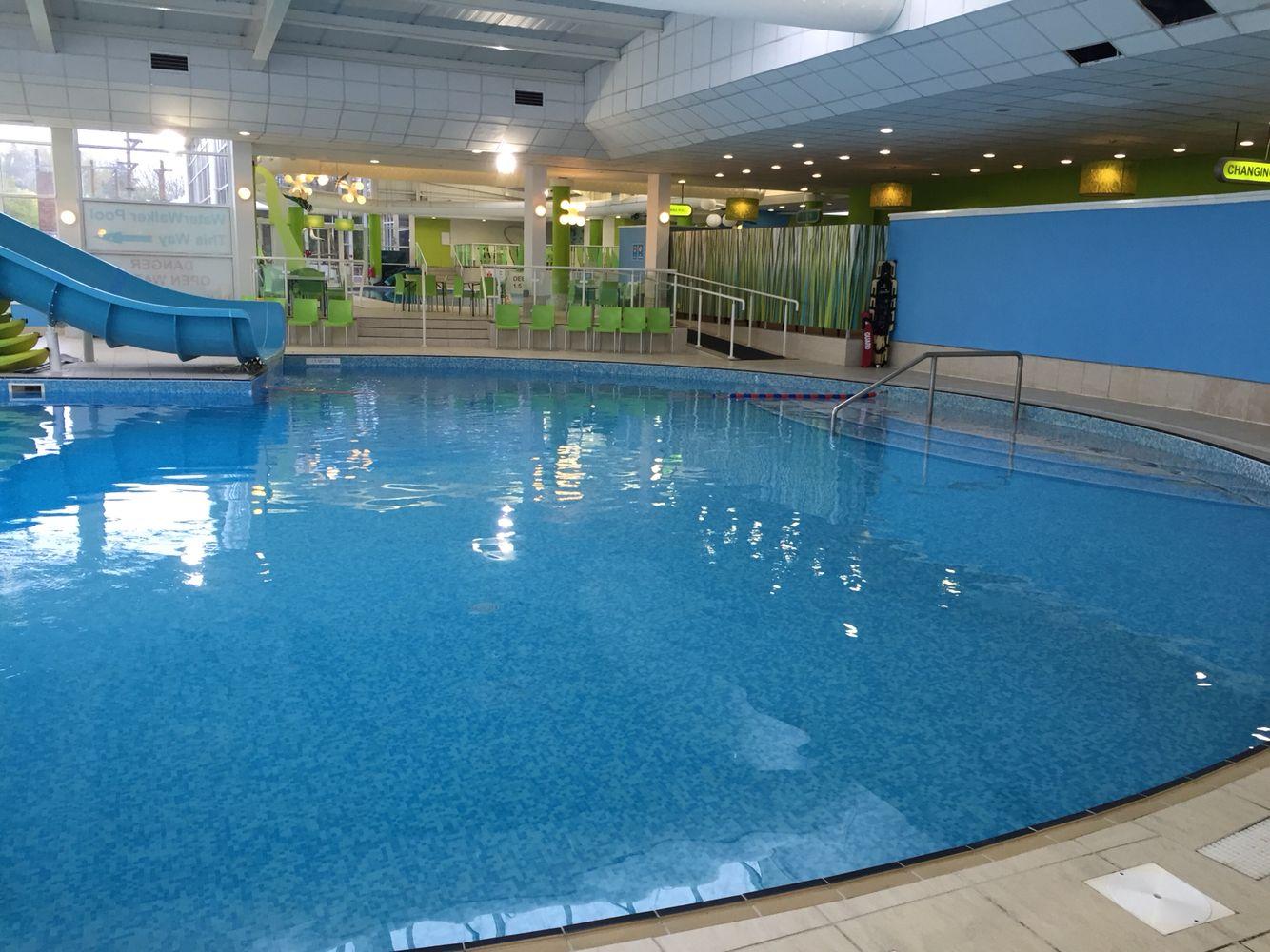 Indoor Swimming Pool Haggerston Castle Caravans Caravan Hire Castle Indoor Swimming Pools