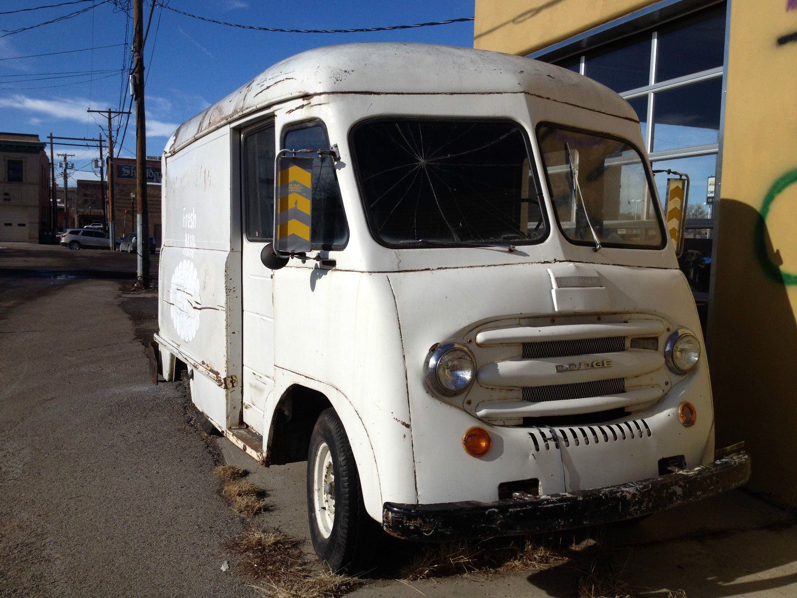 Dodge: vintage step van duravan | Vans, Dodge van and Dodge trucks
