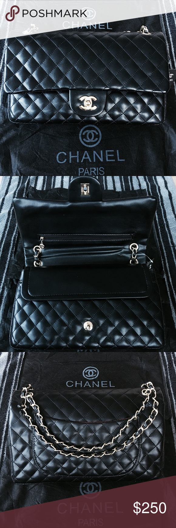 CHANEL medium size Bag. Top Quality CHANEL medium size Bag. PLEASE ASK before buying CHANEL Bags