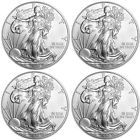 Lot of 4 - 2015 1 oz .999 American Silver Eagle GEM BU $1 Coins Lot #4 - http://todaysnews.news/lot-of-4-2015-1-oz-999-american-silver-eagle-gem-bu-1-coins-lot-4/