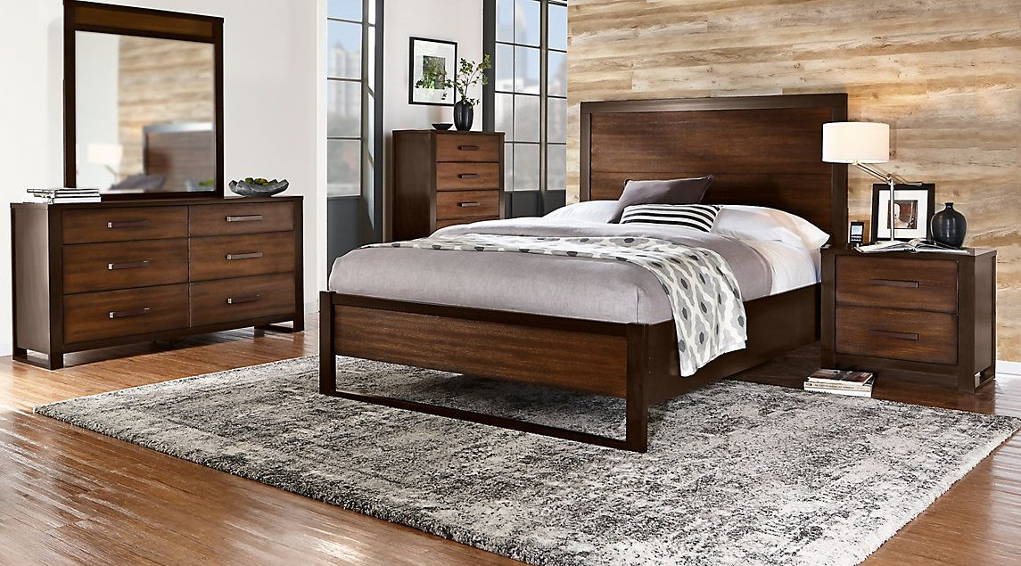 Affordable king size bedroom furniture sets for sale - Contemporary king bedroom furniture ...