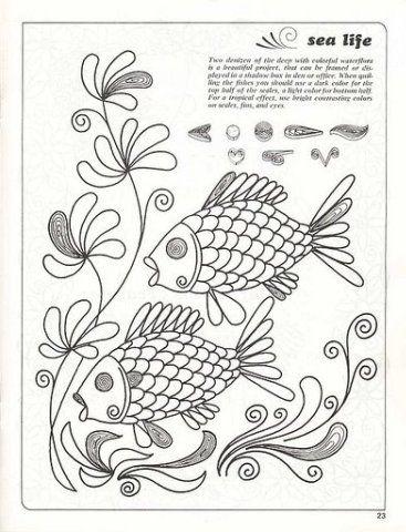 quiling Papel parágrafo iniciante | Fazer artesanal, Feito à Mão