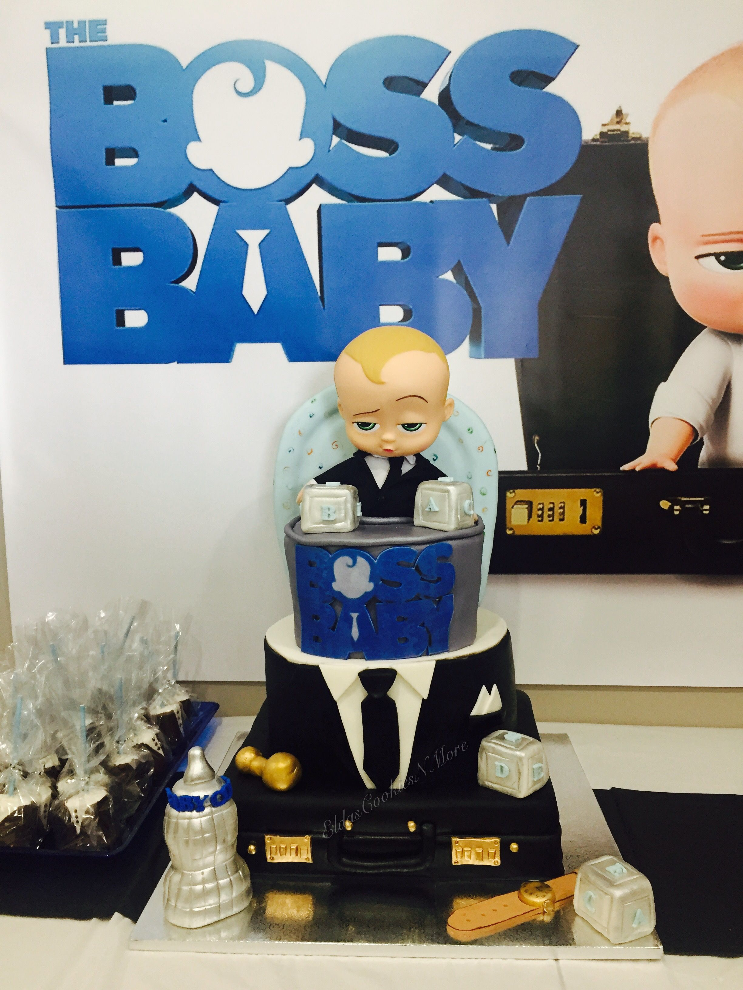 The Boss Baby Cake Boss Baby Party ...
