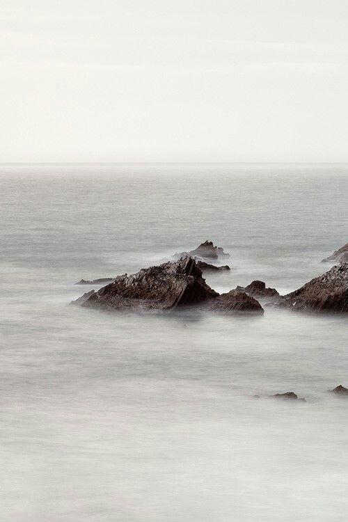 Photo of Nebliges Meer
