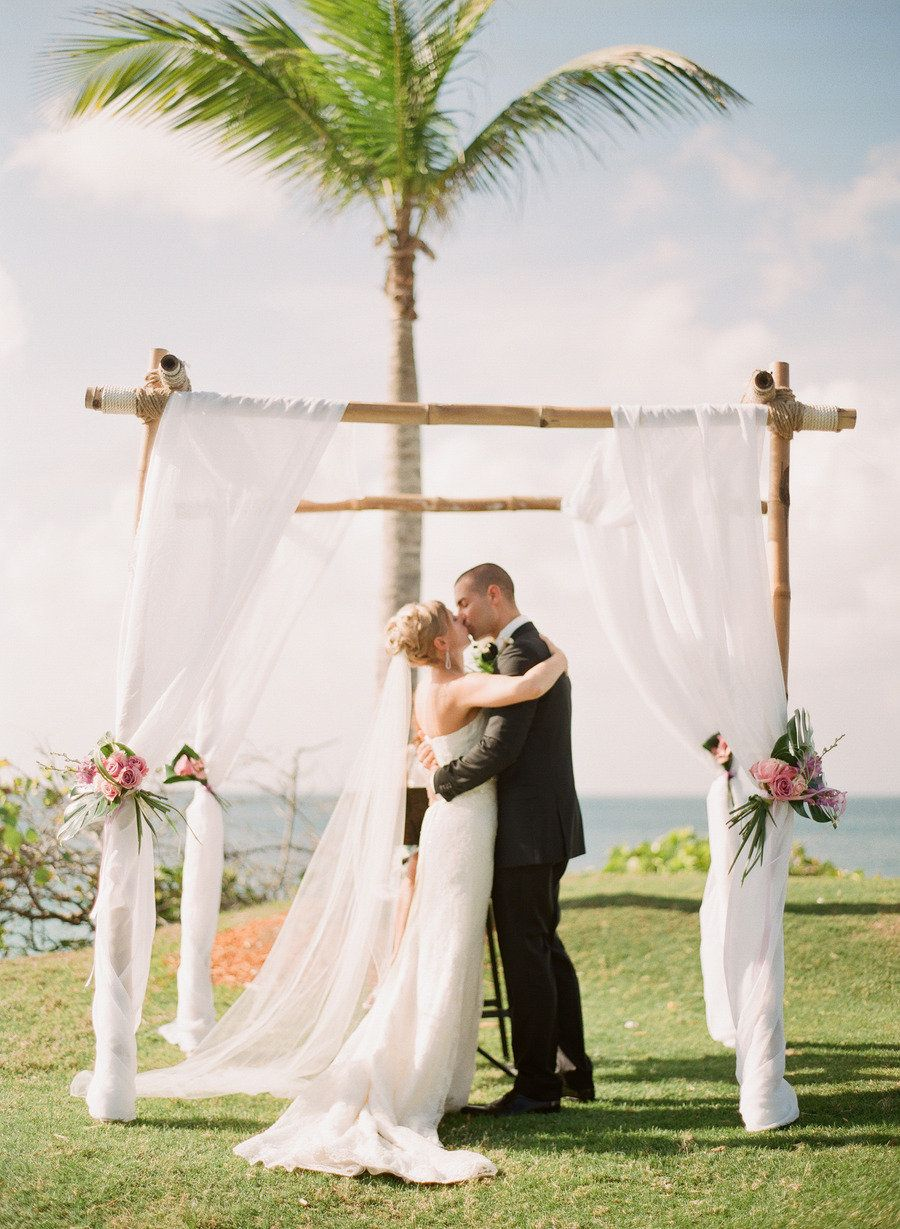 Vieques Island, Puerto Rico Wedding from Lexia Frank
