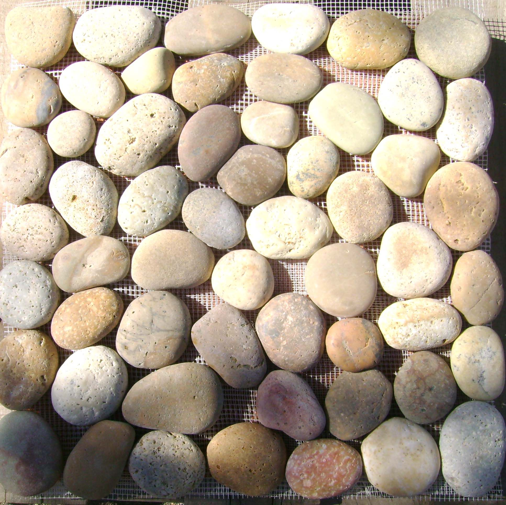 buff colors mexican beach pebbles these handpicked beach on best japanese garden for your home exterior ideas might possibly be the easy answer id=88643