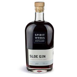 Spirit Works Distillery Sloe Gin Liqueur Sebastopol