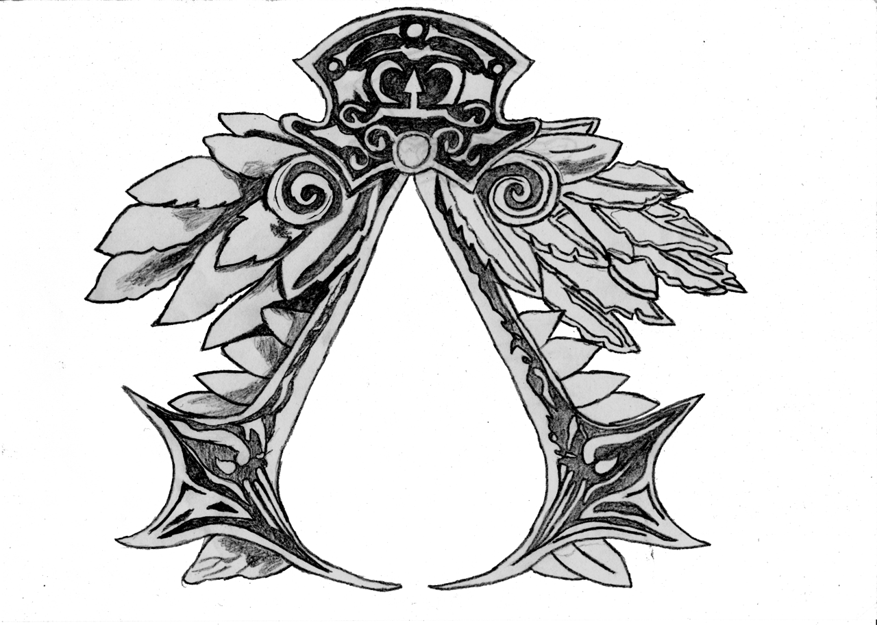 Assassin S Creed Logo Png By Nemesiszanna On Deviantart Assassins Creed Logo Assassins Creed Assassins Creed Tattoo