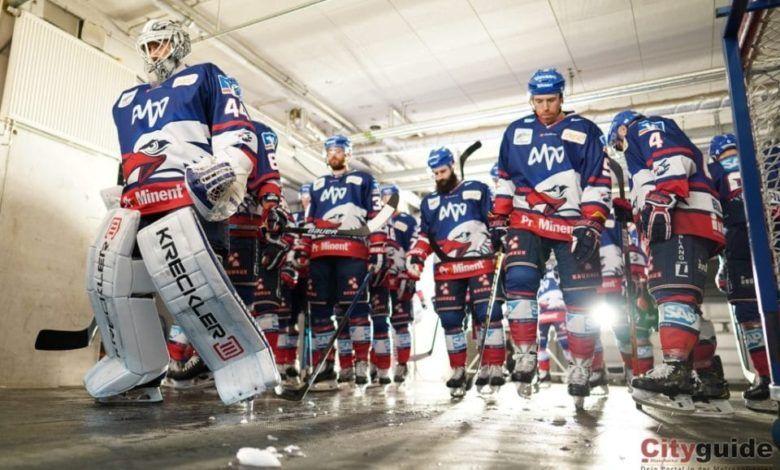 Sichere 3 Punkte Fur Mannheim In 2020 Adler Mannheim Mannheim Rhein Neckar