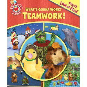 Her Loves The Wonder Pets Wonder Pets Pet Rabbit Toddler Presents