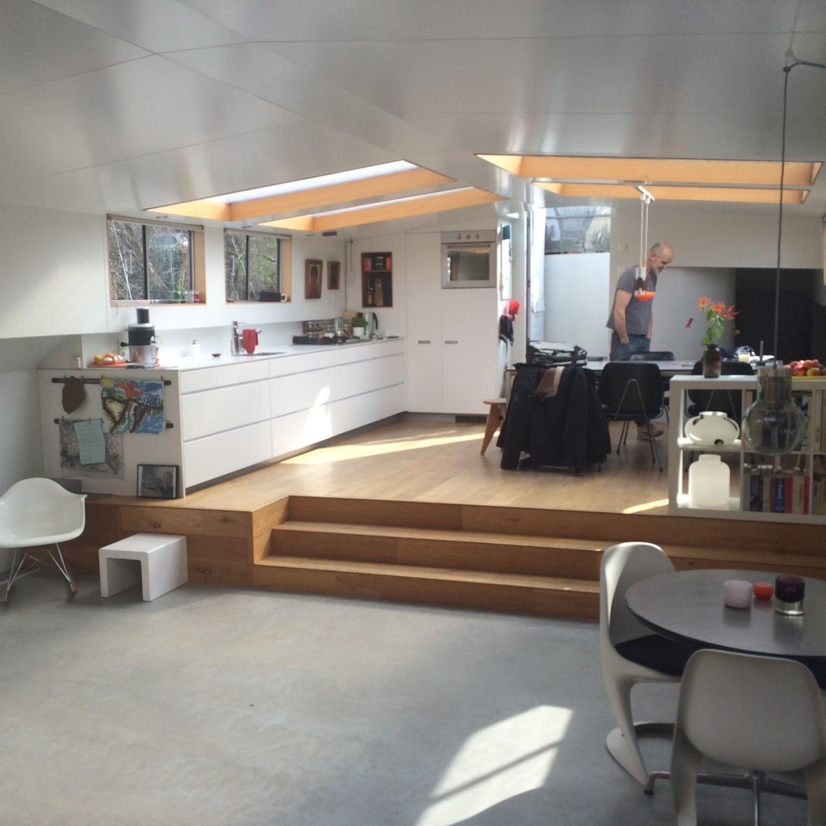 Bouw een woonschip je eigen schip bouwen je kunt een kant for Eigen keuken bouwen