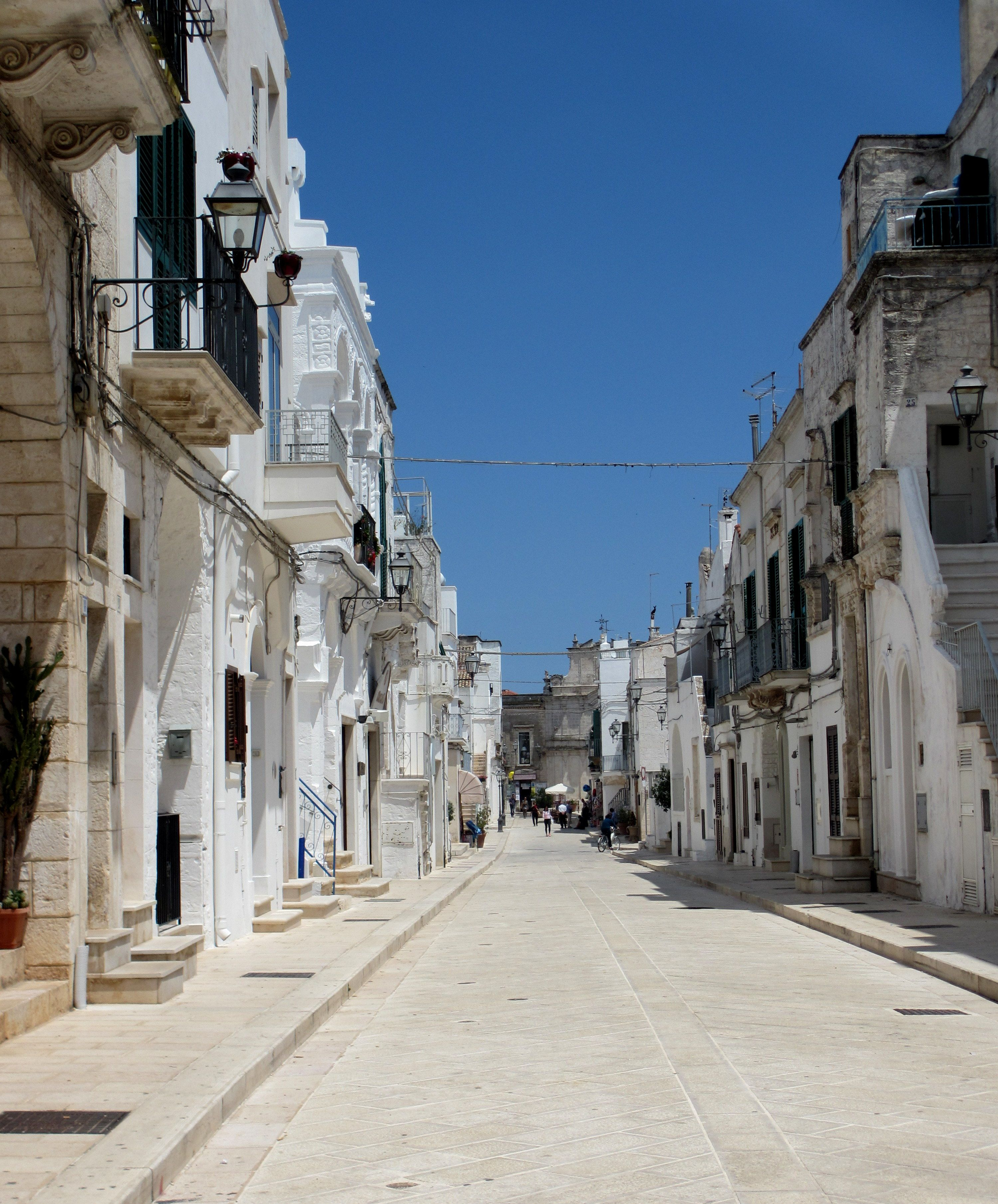 Cisternino, Valle d'Itria, Puglia