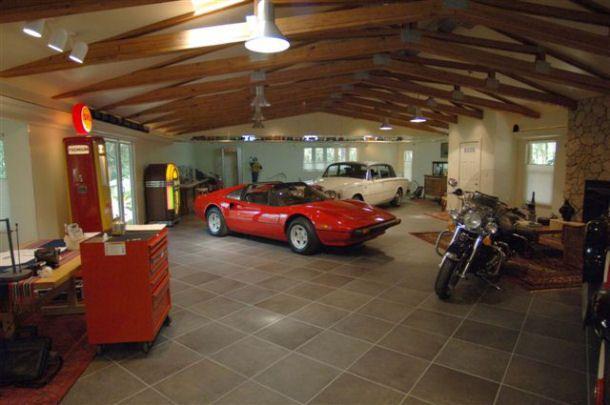 This Is A Garage Dream Garage Luxury Garage Garage Design