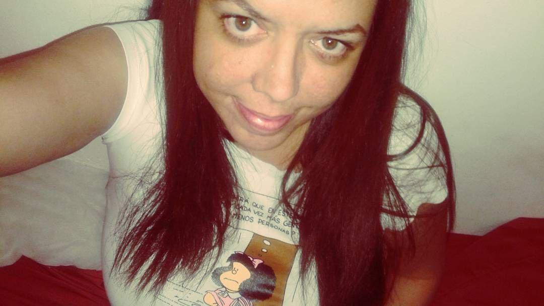 Con mi Mafa  Apunto de encender la noche #Mafalda #love by magabrielarosas