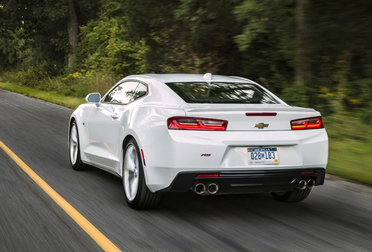 2016 Chevrolet Camaro More Refined More Fuel Efficient And
