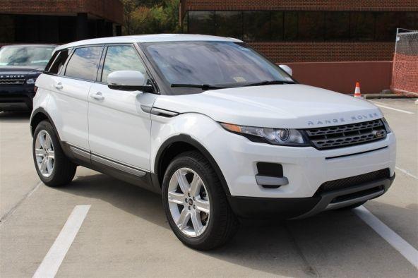 Rosenthal Land Rover >> 2013 Land Rover Range Rover Evoque Pure 4wd Range Rover