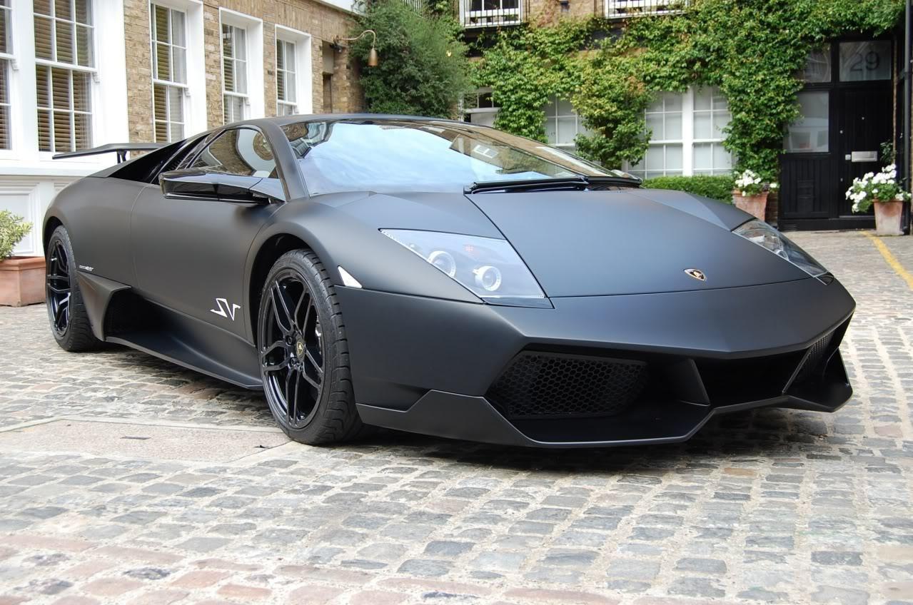 Lamborghini Murcielago Lp670 4 Sv Car Tuning News Auto News
