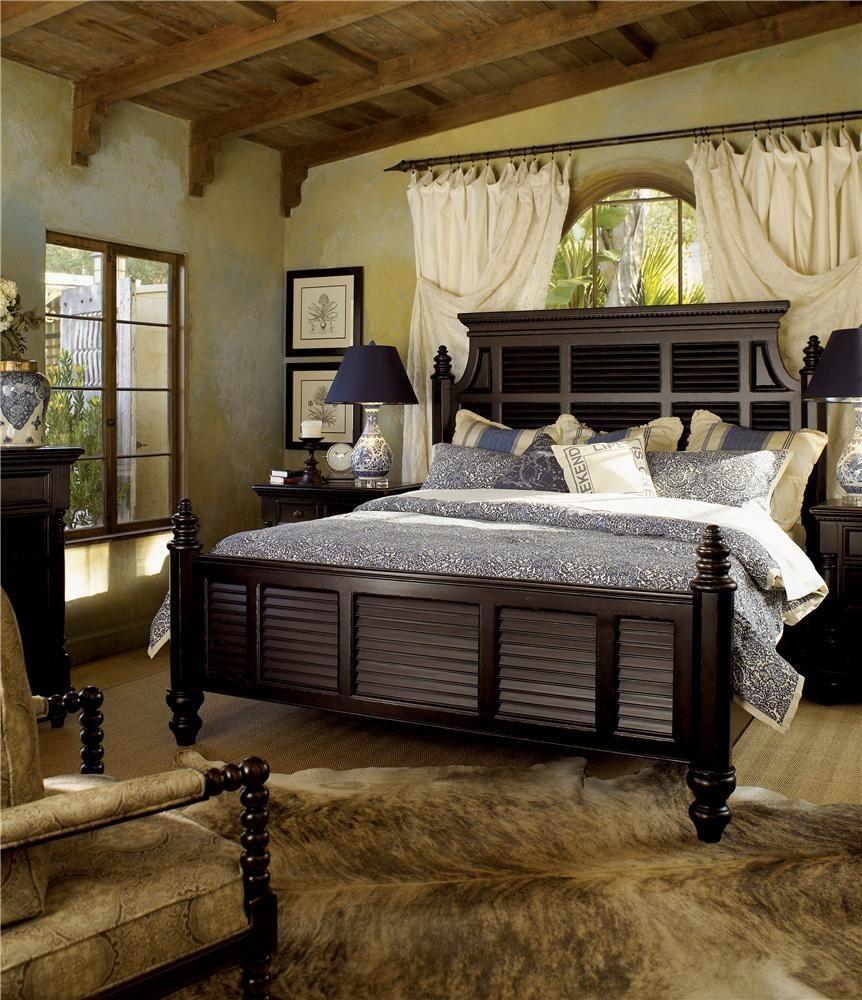 Shutter Style Bedroom Furniture Tommy Bahama Bedroom Furniture