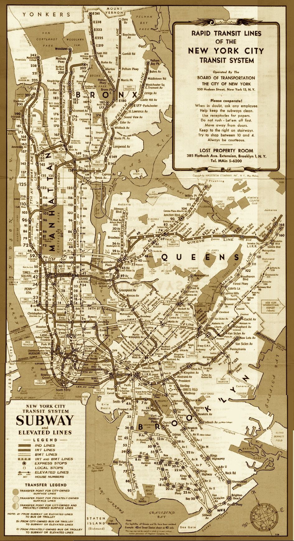 Mta Subway Map In 1990.27 Maps Showing How Nyc Evolved Vintage Maps Nyc Subway Map Map