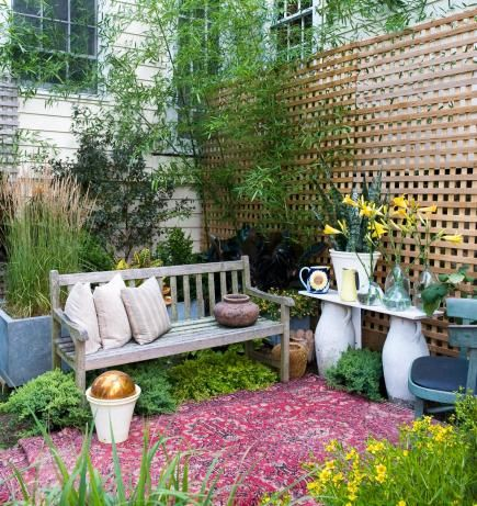 35 Beautiful Backyards de todo un poco Pinterest Patio trasero