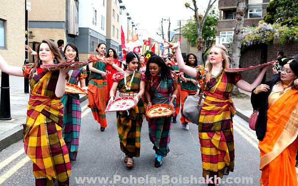 pahela baishakh Pohela boishakh is a public festival of the bengalis it is celebrated among all bengalis- irrespective of religious and regional differences.
