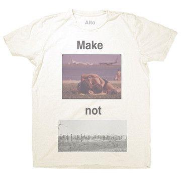 Give Peace A Chance Mens Tshirts Men Mens Tops