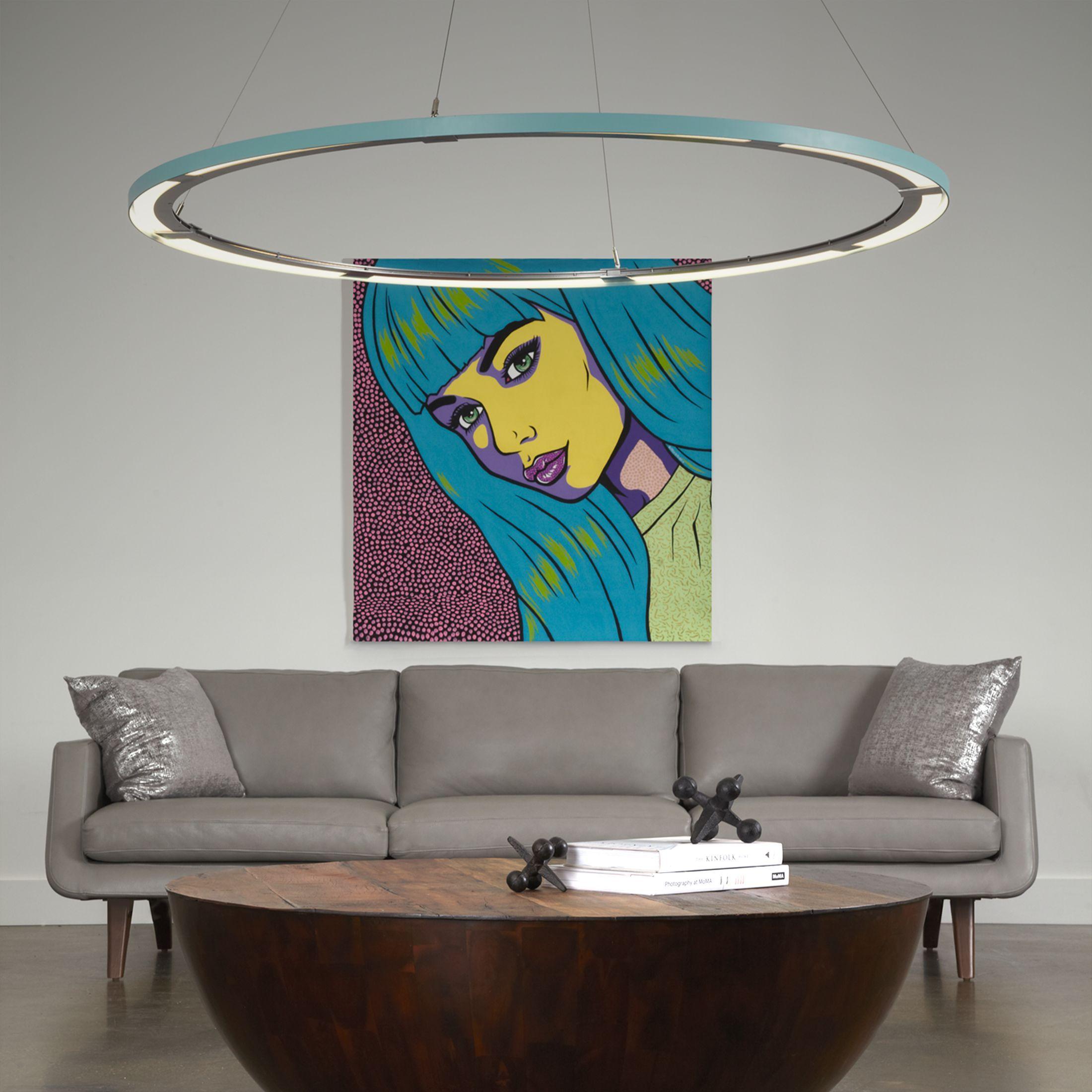 Ringo Large LED Pendant If you liked it, you should have put