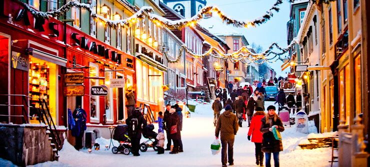 coziest time of year in norway experience norwegian christmas traditions by visiting a christmas market enjoying a holiday concert or catching a glimpse