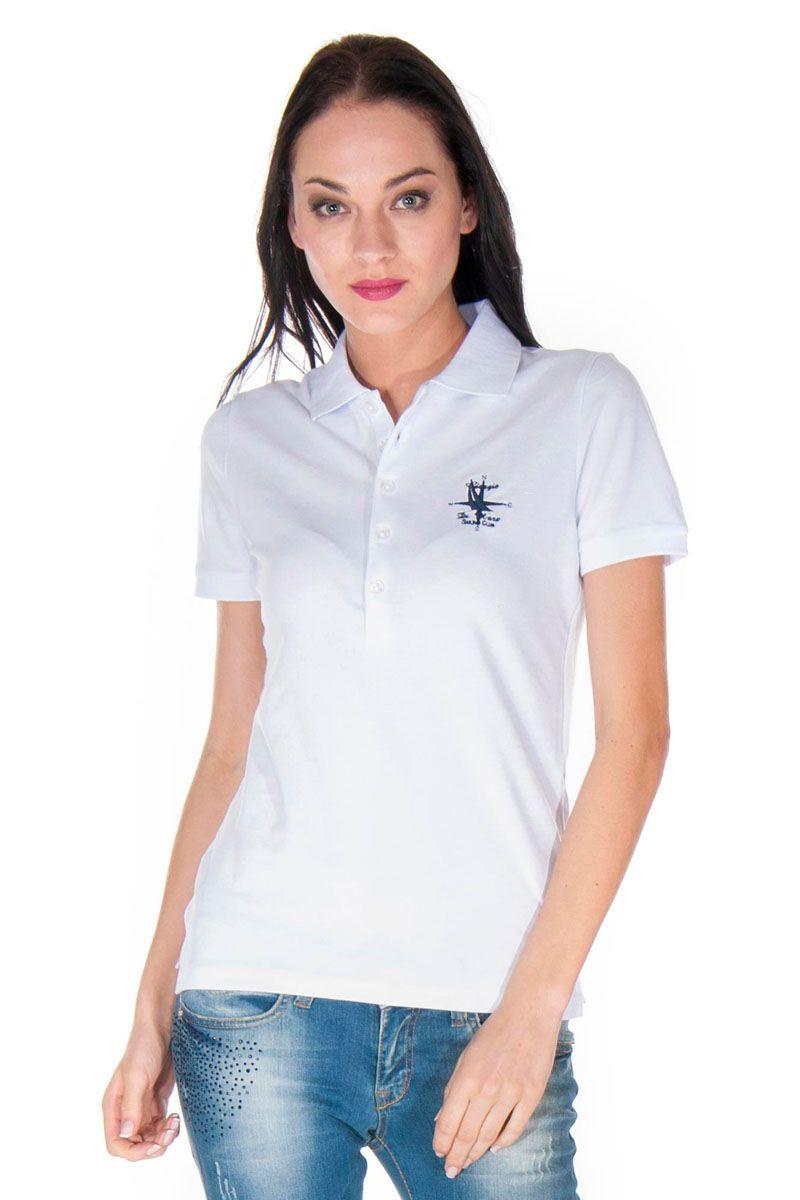 Venda Giorgio di Mare / 24622 / Mulher / Camisas e polos / Polo Branco