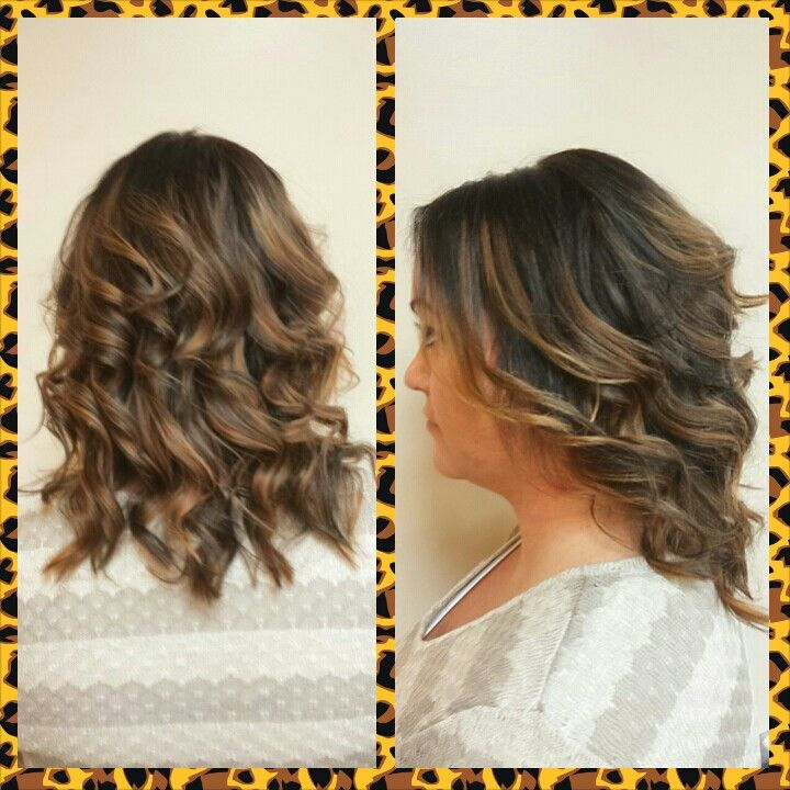 Haircut And Ombr Color By Amber Kelleyoverland Park Ks 913 302