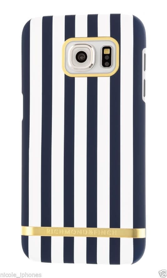 super popular 06a9c 49f12 Richmond & Finch Case for Galaxy S7 Edge - Nautical | eBay | i want ...
