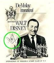 Walt Disney, member of the original Mother Chapter of the Order of DeMolay,  Kansas | Freemason, Freemasonry, Famous freemasons