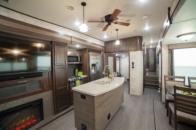 2017 Open Range Roamer 371MBH 5th Wheel with Loft and 2nd ...