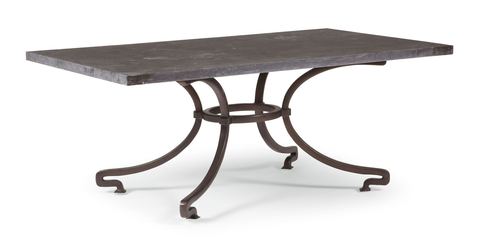 Stone Top Cocktail Table Bernhardt Table Lexington Furniture