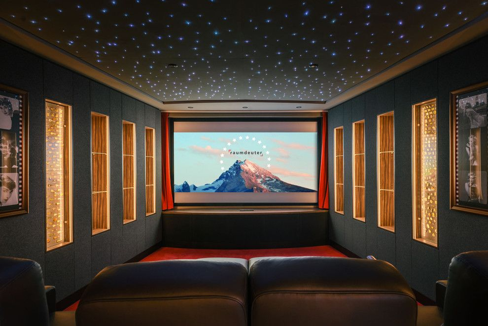 Home Cinema Decorating Ideas Part - 19: Decorative Audrey Hepburn Room Decor Decorating Ideas In Home Theater  Contemporary Design Ideas With Decorative 50s