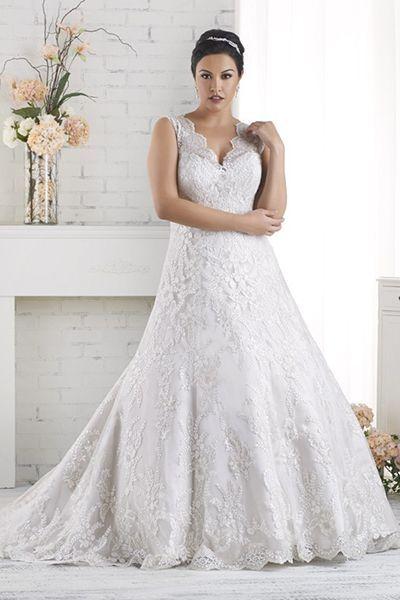 Vestidos de novia actuales